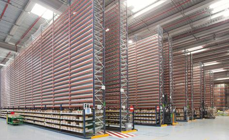 Comment faciliter la préparation de commandes, tout en augmentant la capacité de stockage ?