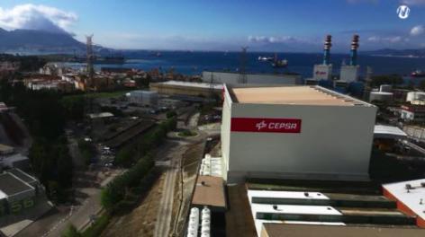 Mecalux construit un entrepôt automatique autoportant avec plus de 4 500 mètres pour Cepsa
