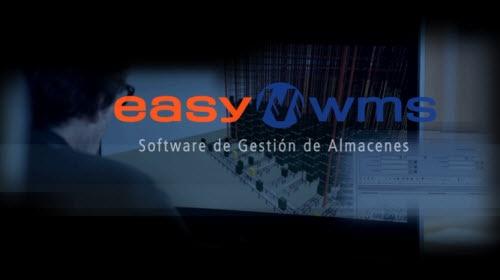 Software voor magazijnbeheer Easy WMS