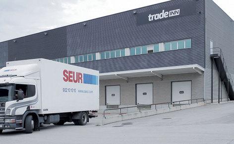 Mecalux als leverancier van wereldwijde e-commerce oplossingen