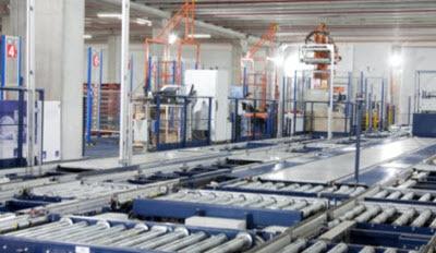 Stockage automatisé: Nupik