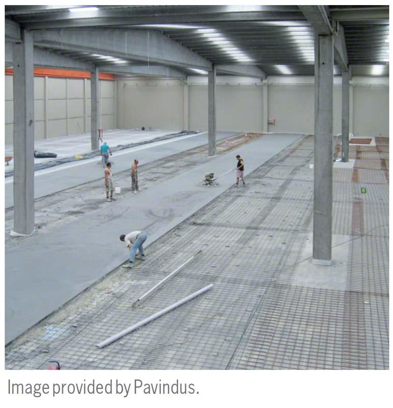 De nivellering van de vloer is fundamenteel voor de installatie van de magzijnstelling