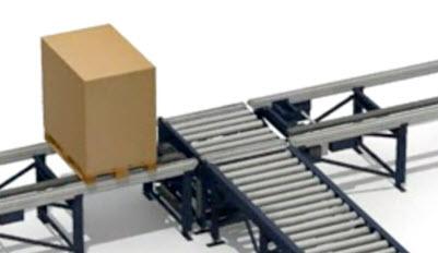 Convoyeurs pour palettes
