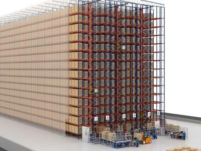 Puratos maintient son rythme de croissance avec un nouvel entrepôt de grande capacité