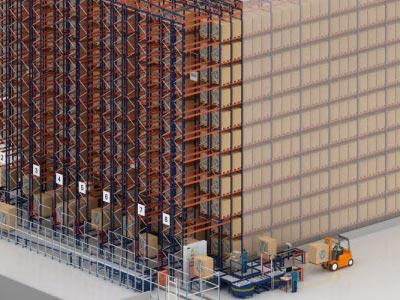 Comment réaliser l'économie d'énergie dans les processus logistiques d'un entrepôt automatisé ?