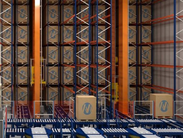 Joh. Johannson Kaffe automatisera le fonctionnement de son nouvel entrepôt situé à Oslo