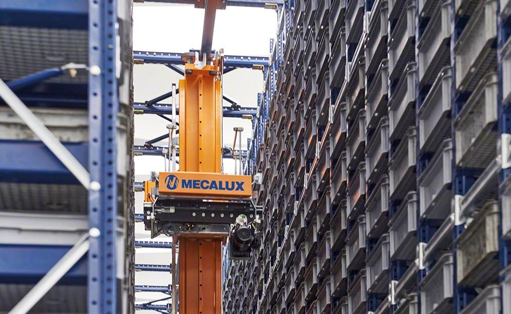 Paolo Astori double la capacité de son magasin automatique pour caisses