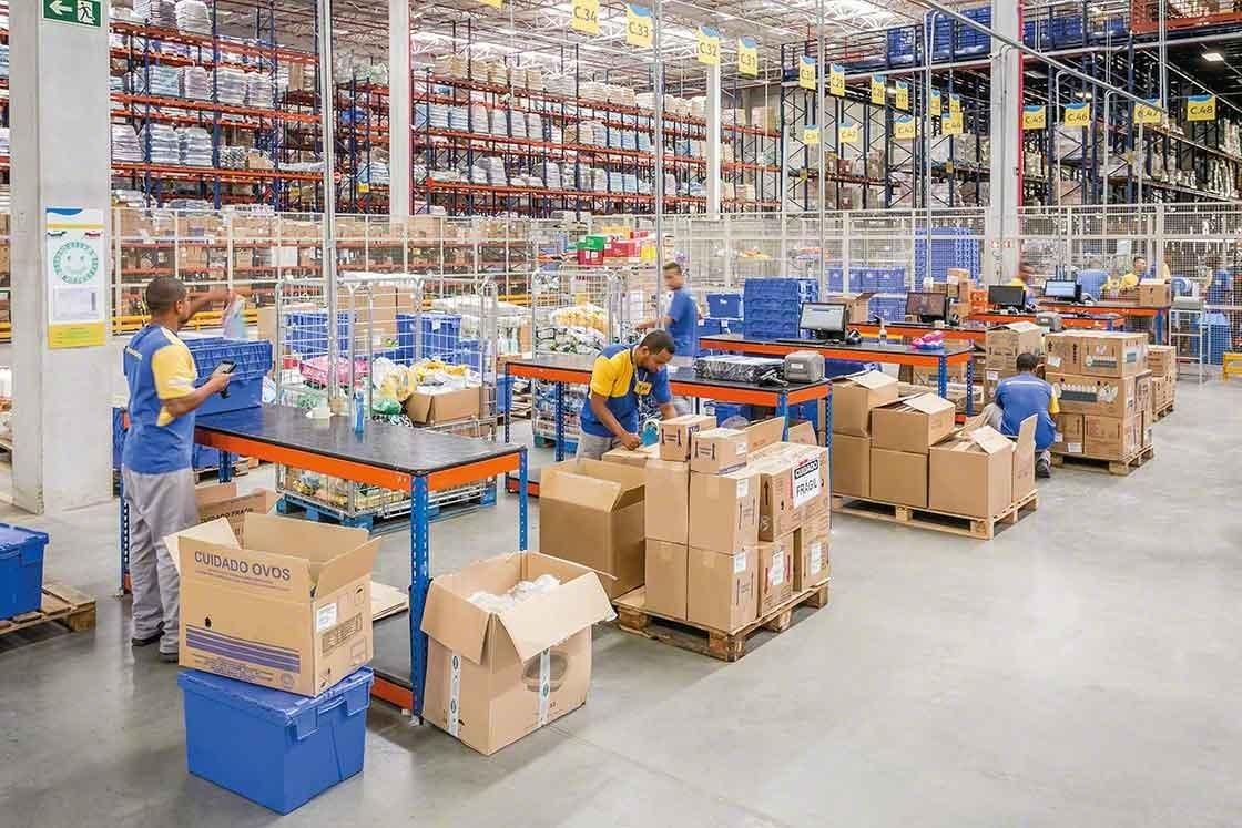 Une préparation de commandes efficace est bénéfique à la logistique verte.
