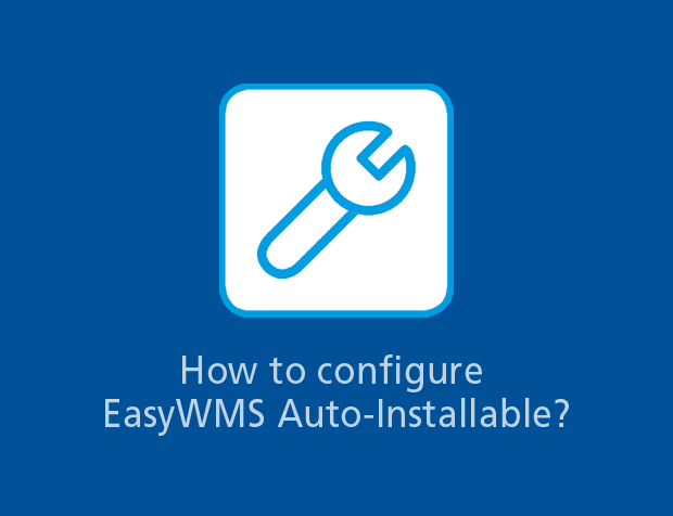 Configuration Easy WMS
