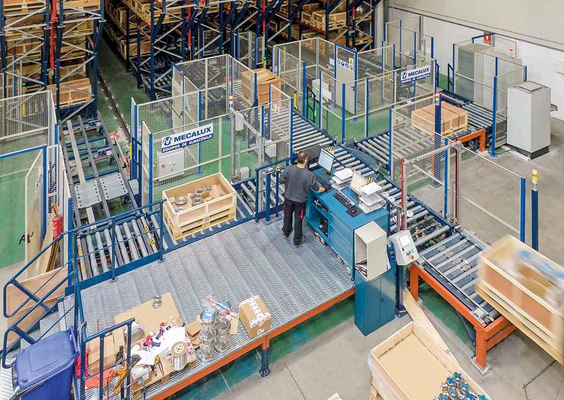Le fournisseur de WMS doit avoir de l'expérience en matière d'intégration des systèmes de l'entrepôt.