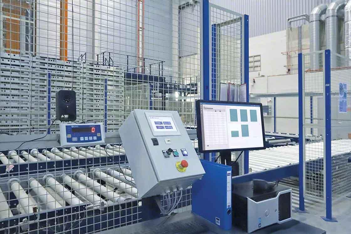 Tout comme le WMS, le logiciel de contrôle des solutions de stockage automatisé reçoit des mises à jour périodiques.