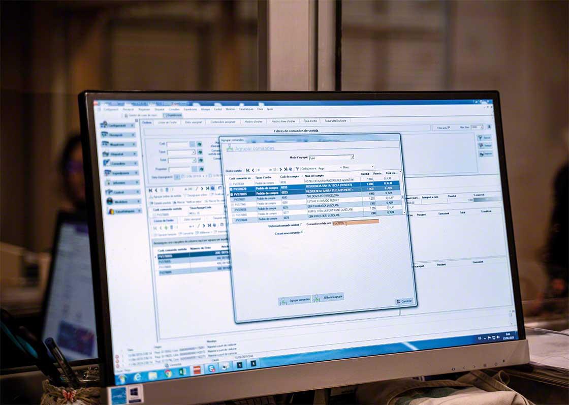 Le logiciel de gestion d'entrepôts est un exemple de technologie qui facilite la transformation digitale en logistique