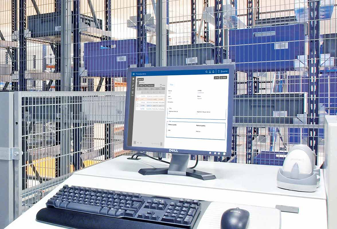 Aperçu du logiciel labor management system pour entrepôt