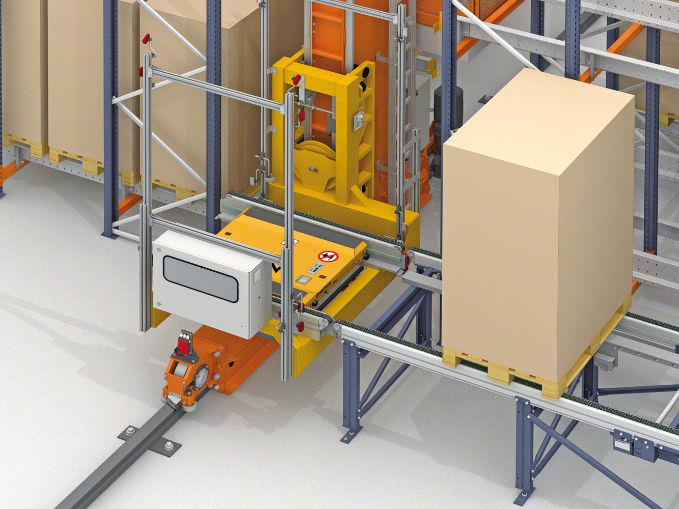 Mecalux zal de twee nieuwe magazijnen van Lanxess in Duitsland inrichten