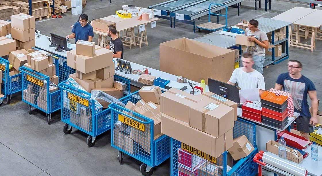 Former votre personnel vous aide à coordonner vos flux logistiques avec succès.