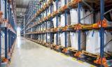 Une réduction de 73 % de la surface de stockage sans aucun impact sur la capacité