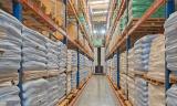 Global-TALKE : un entrepôt sectorisé de plus de 1 000 références de produits chimiques