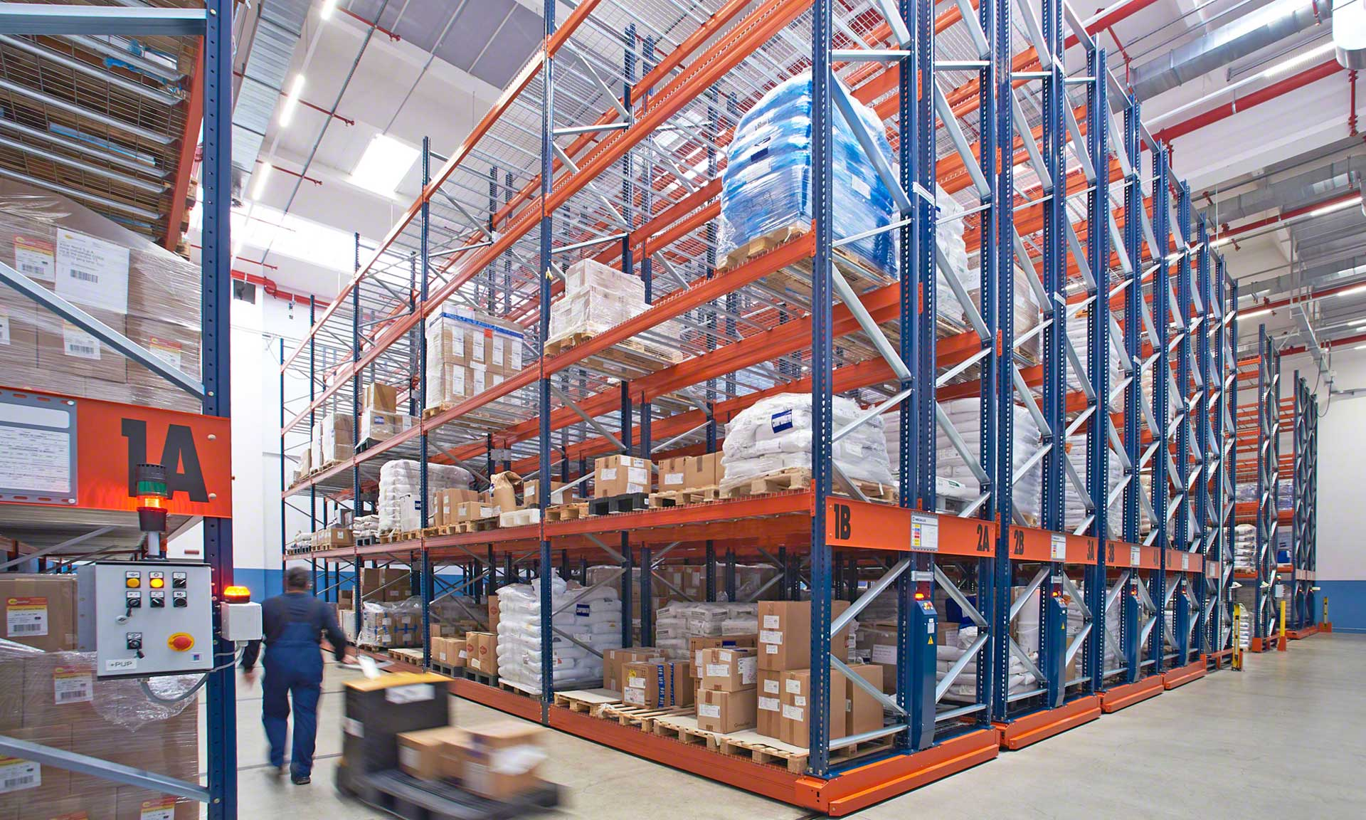 Vibar Nord : connexion de la production à l'entrepôt par l'automatisation